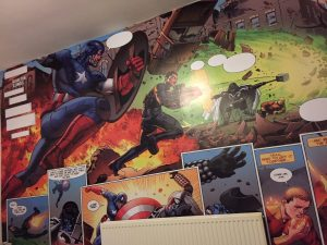Sign Direct Leicester Signage Solutions Printed Media Avengers Wall Art