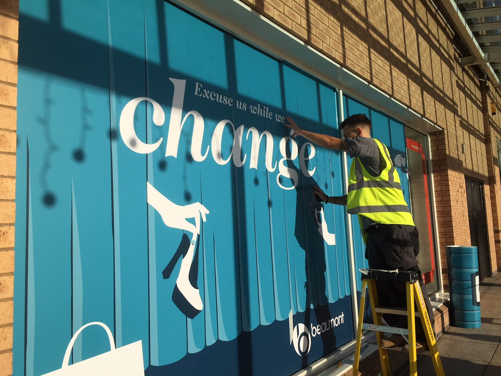 Sign Direct Commercial Signage Solutions Leicester Beaumont Shop Signage