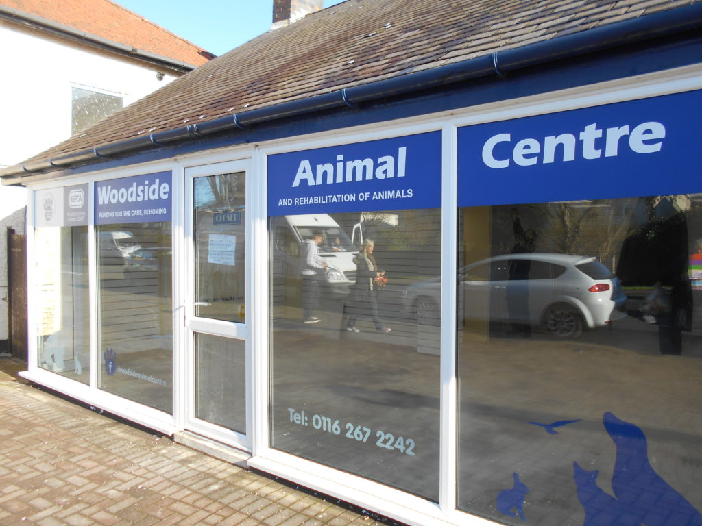 Sign Direct Leicester Signage Solutions Retail Shop Frontage Animal Centre