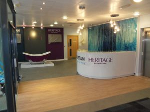 Sign Direct Leicester Signage Solutions Point of Sale Heritage Bathrooms