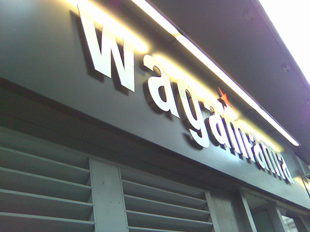 Sign Direct Leicester Signage Solutions Leisure Facilities Wagamamas