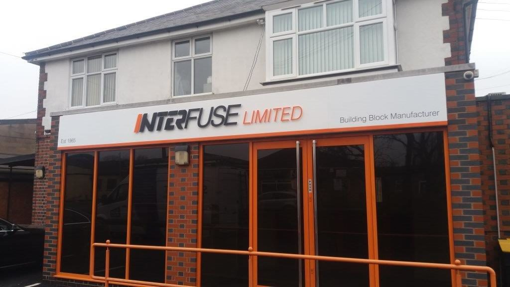 Sign Direct Leicester Signage Solutions Non Illuminated Signs Interfuse