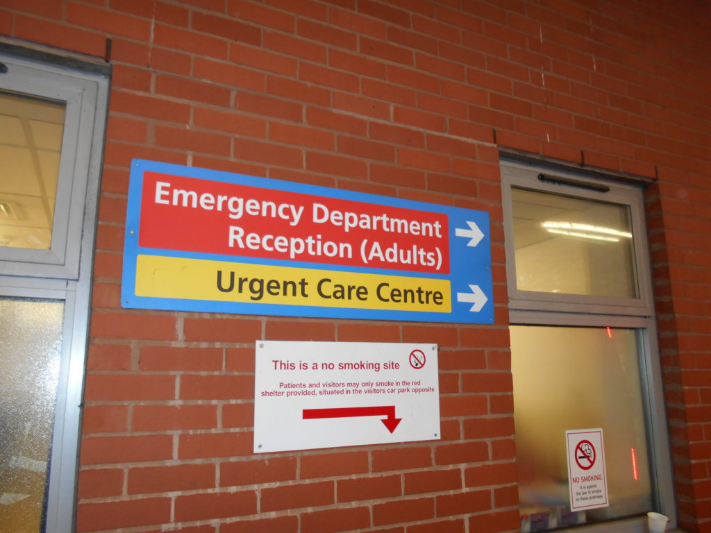Sign Direct Leicester Signage Solutions NHS & Healthcare Wayfinding