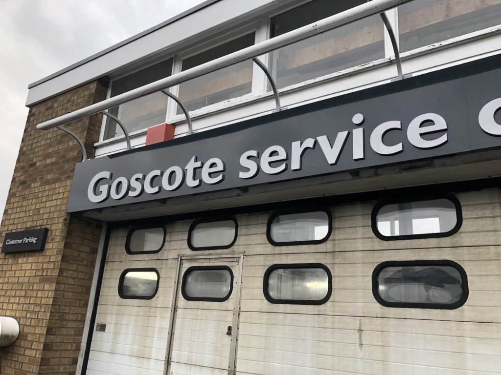 Sign Direct Leicester Signage Solutions Goscote Services Non Illuminated Signage