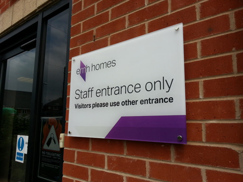 Sign Direct Leicester Signage Solutions Office and Commercial Properties EMH Homes