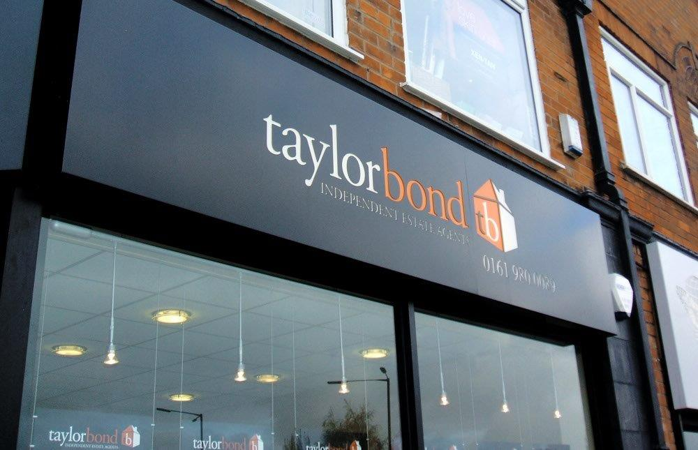 Sign Direct Leicester Signage Solutions Retail Illuminated Signage Taylor Bond