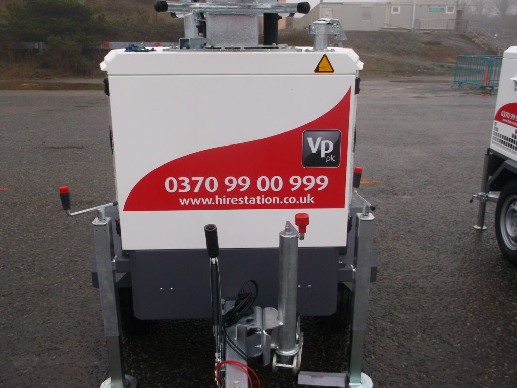 Sign Direct Leicester Signage Solutions Plant Machinery Vehicle Wrap