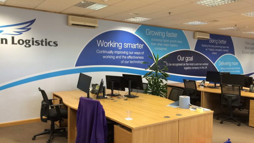 Sign Direct Leicester Signage Solutions Wall Art Office