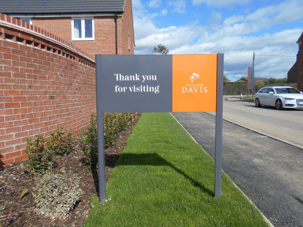 Sign Direct Leicester Signage Solutions Construction & Property Development William Davis