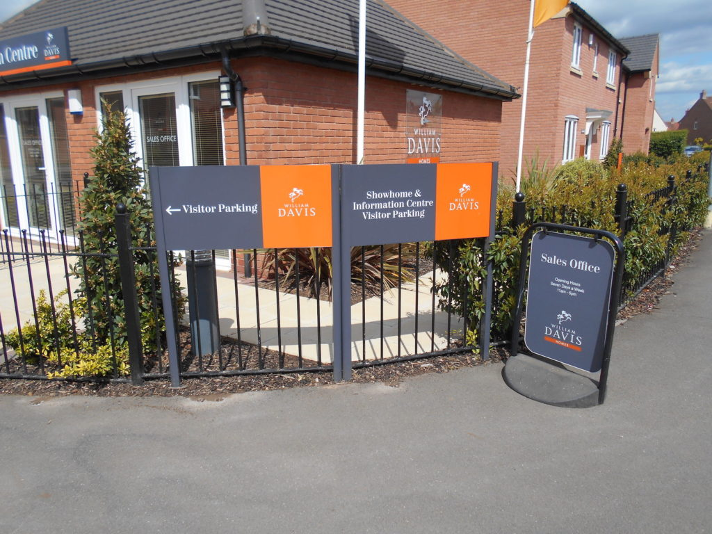 Sign Direct Leicester Signage Solutions Post Signs