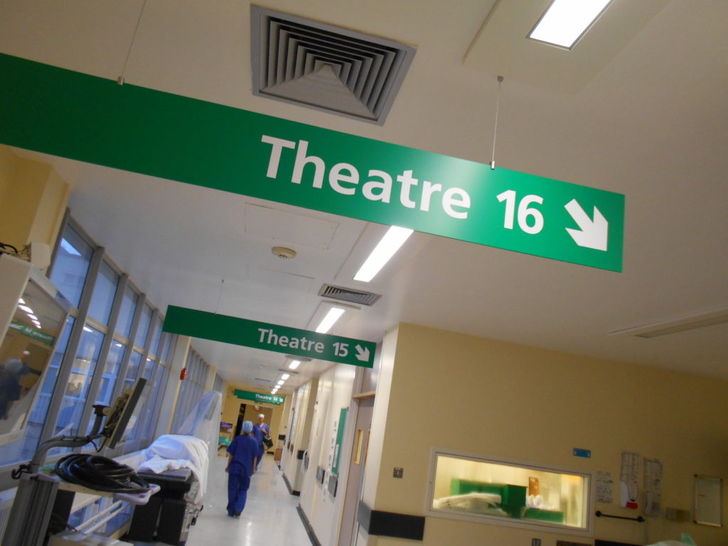 Sign Direct Leicester Signage Solutions NHS Wayfinding Signage