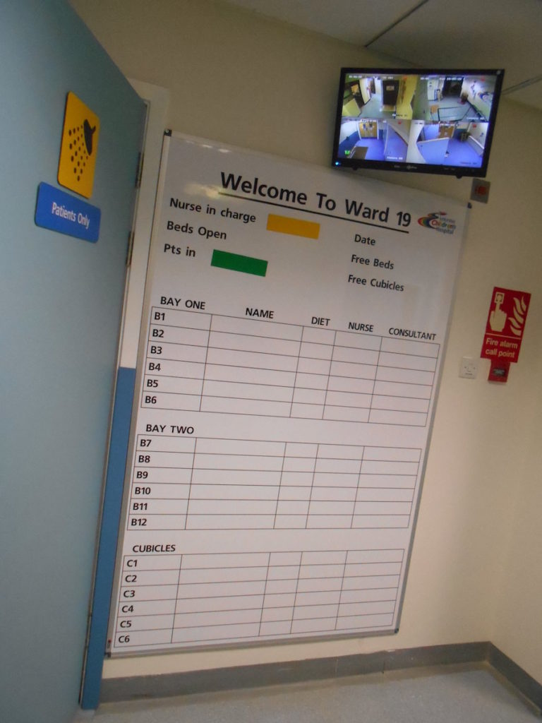 Sign Direct Leicester Signage Solutions NHS